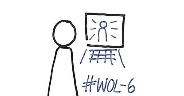 WOL Week 6 – werde-sichtbar