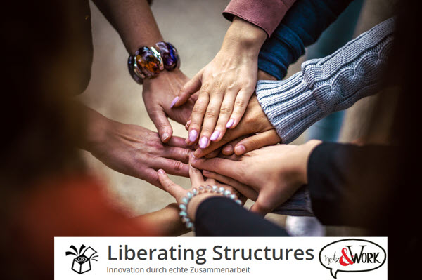 2. Virtuelle Live Session – Liberating Structures