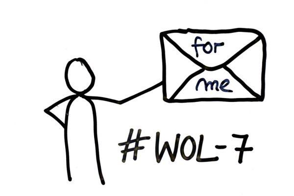 Ein Brief aus der Zukunft -WOL Week 7